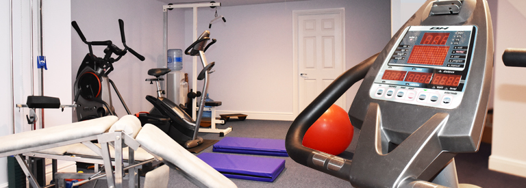 Chiropractic Rehabilitation Gym